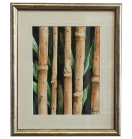 bamboo aquarelle