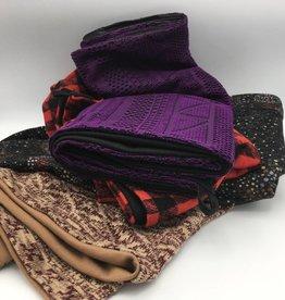 foulard long konfo