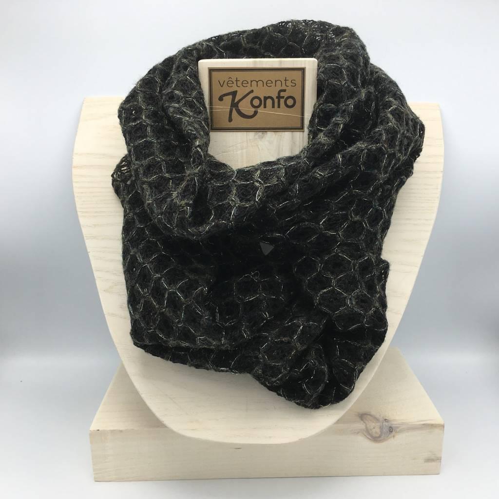 foulard rond Konfo