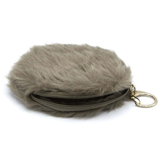 mini-sac pompom
