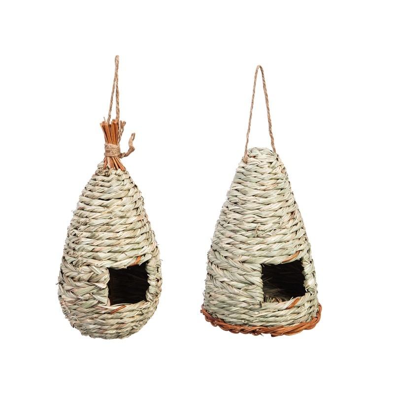 mini-cabane à oiseaux
