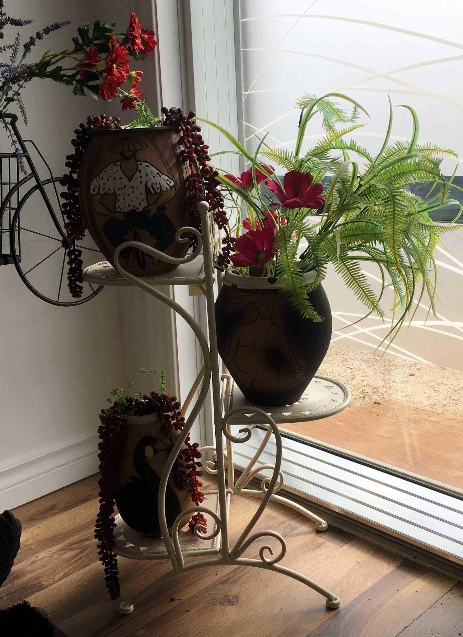 support à plantes