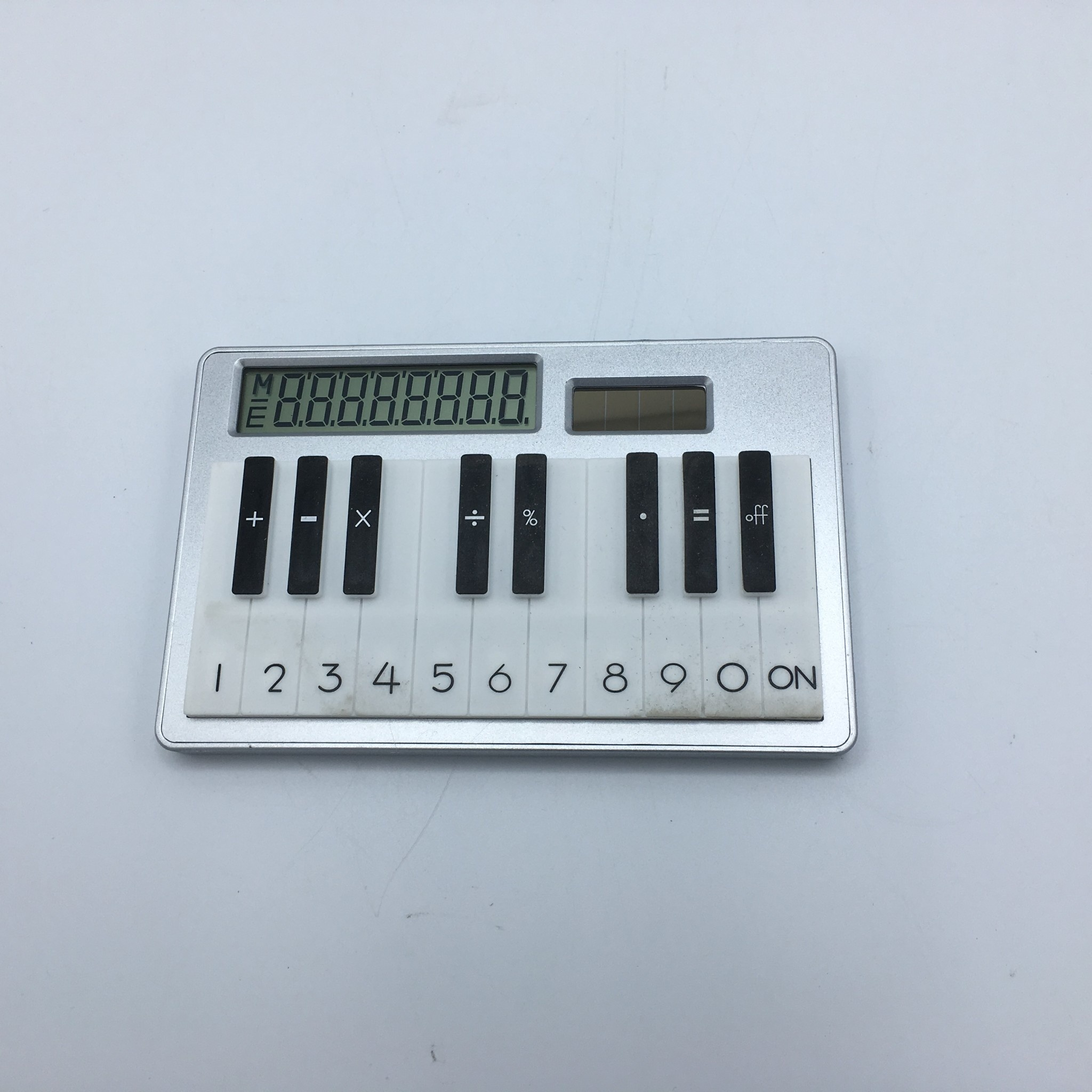 calculatrice piano