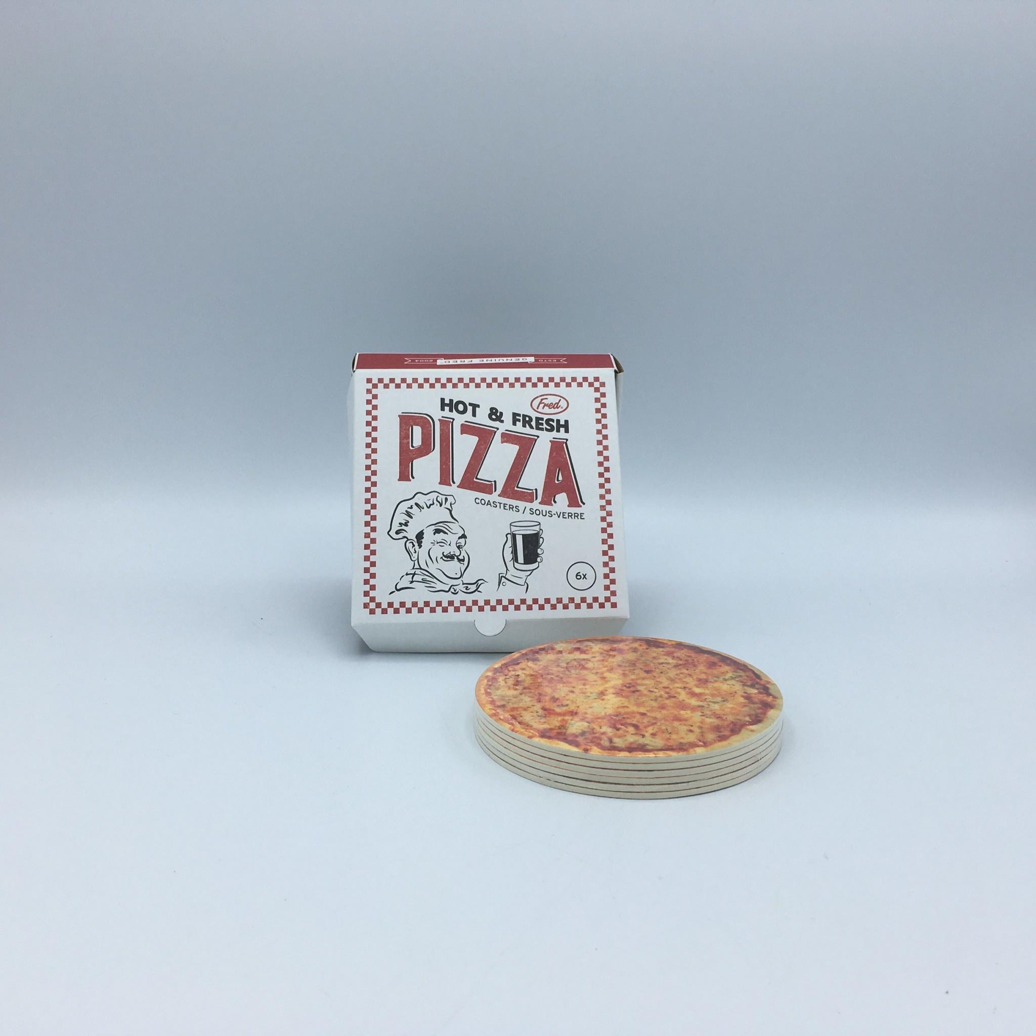 sous-verre pizza