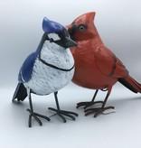 oiseaux sur pied