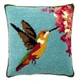 Mignon coussin d'oiseaux ou de fleurs (3 modèles)