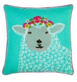 mouton brodé