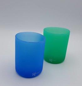 verre stable et flexible