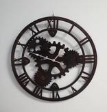 Grande horloge à engrenage