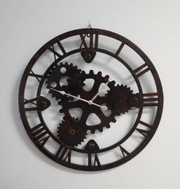 horloge engrenage 53cm