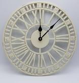 horloge de métal intérieur/extérieur