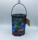 Lanterne solaire colibri