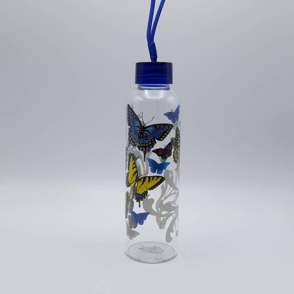 bouteille eau en verre