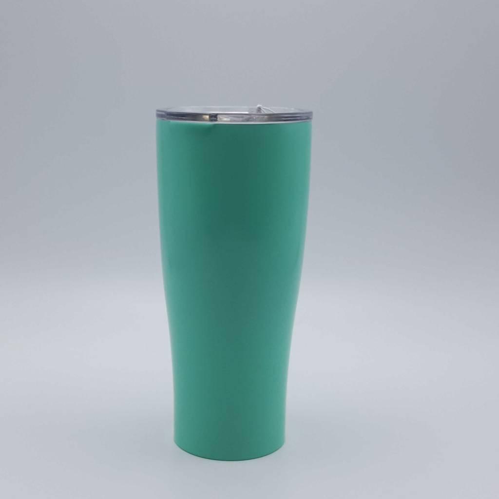 verre thermos en acier inox