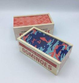 jeu de dominos Warhol et Wright