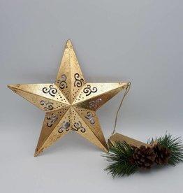 étoile éclairée