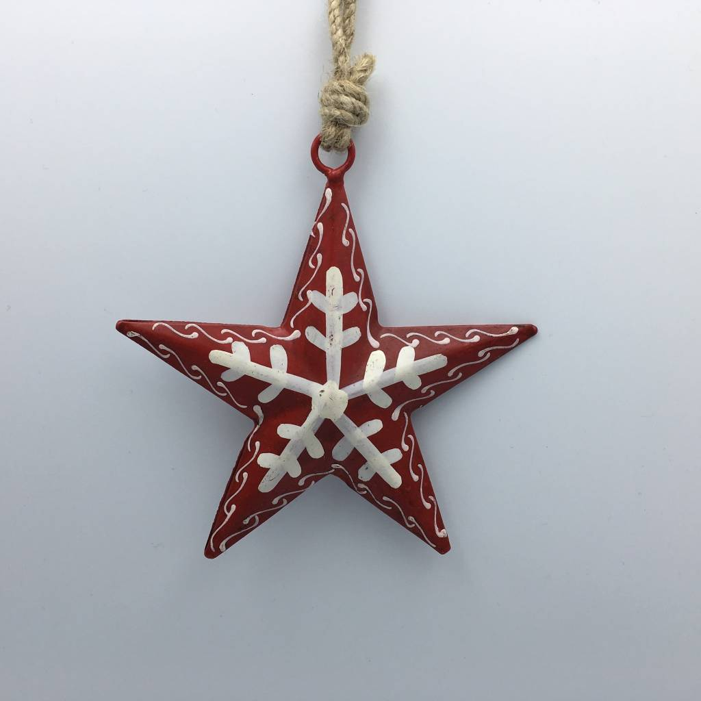 étoile rouge