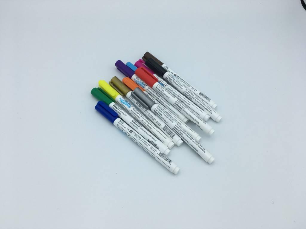 crayon à mandala