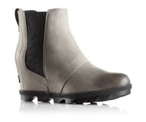 c81fb67f84c Sorel Joan Of Arctic Wedge II Chelsea Boot Womens - The Trail Shop