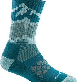 1960W Three Peaks Mid Crew Socks Womens