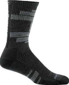 1004M Press Crew Light Cushion Sock Mens