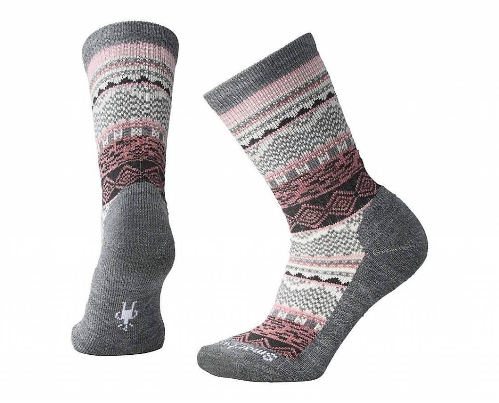 SmartWool Dazzling Wonderland Crew Socks Womens
