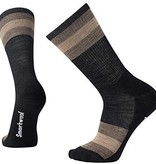 SmartWool Hike Light Crew Striped Socks Mens