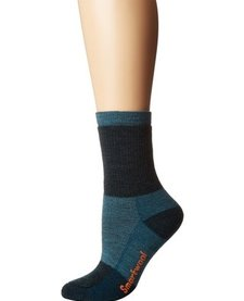 Hike Medium Crew Striped Socks Womens
