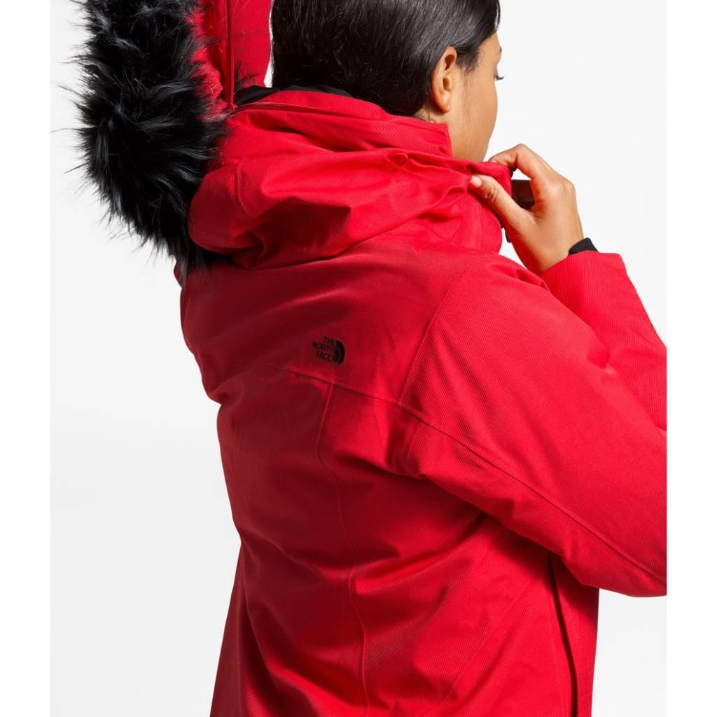 The North Face Defdown Parka Gtx Womens