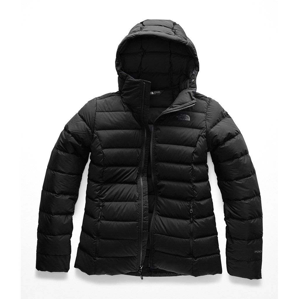 The North Face Stretch Down Hoodie Womens