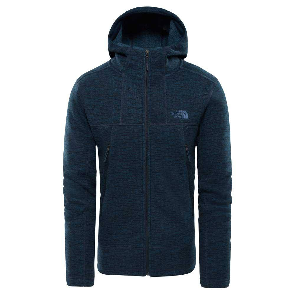 f8c405ea281f The North Face The North Face Glacier Alpine Full Zip Hoodie Mens ...