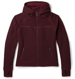 SmartWool Hudson Trail Full Zip Fleece Sweater Womens