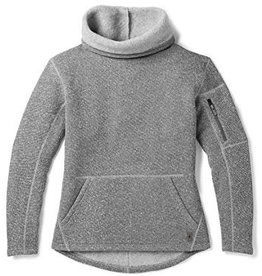SmartWool Hudson Trail Pullover Fleece Sweater Womens