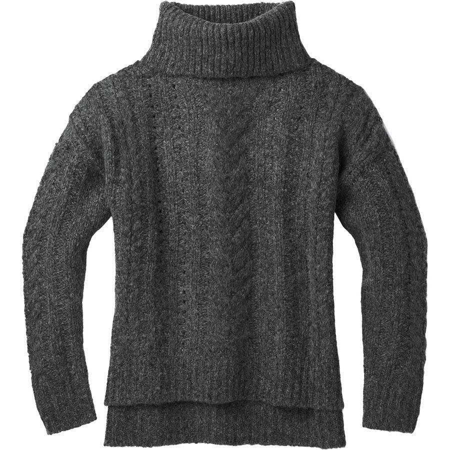 SmartWool Moon Ridge Boyfriend Sweater Womens