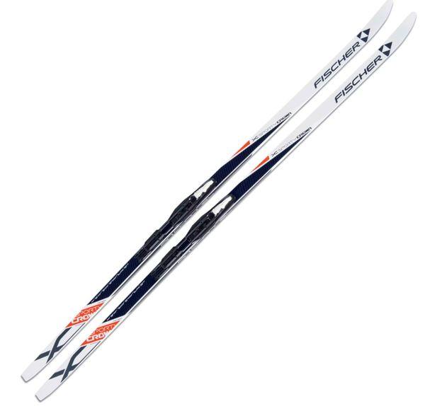 Fischer Sporty Crown IFP 194 Skis