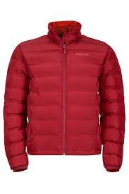 Marmot Marmot Alassian Red Featherless Jacket Womens