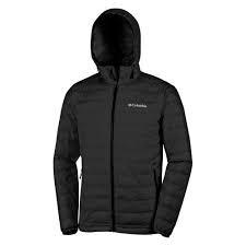 Columbia Powder Lite Hooded Jacket Mens