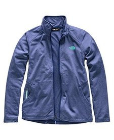 The North Face Tech Mezzaluna Full Zip Womens