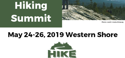 Hike Nova Scotia 2019 Hiking Summit