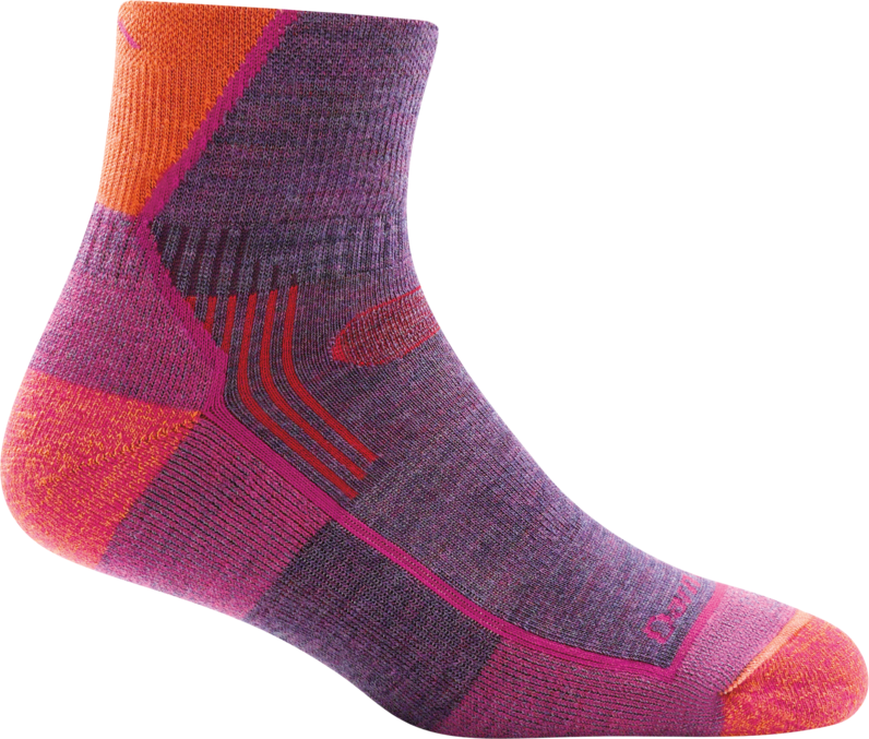 Hiker 1/4 Sock