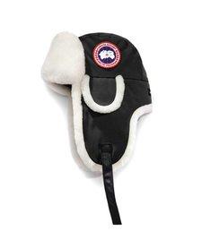 Shearling Pilot Hat