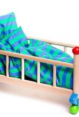 Bajo Cradle in wood