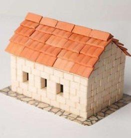 Wise Elk Maison de briques