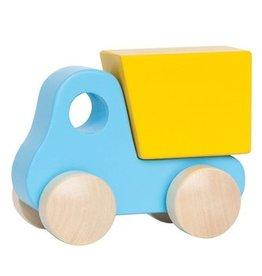 Hape Little dump truck