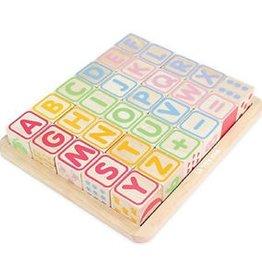 Le Toy Van Cubes classique
