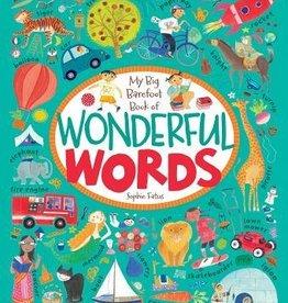 English Books My Brefoot Books of Wonderful Words