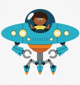 Bagnoles & bobinette Robots Pals