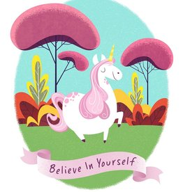 Bagnoles & bobinette Believe In Yourself