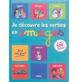 Livre Je découvre les verbes en images