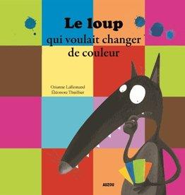 Livre Le loup qui voulait changer de couleur